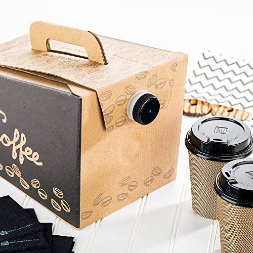 Disposable Boxed Coffee Service